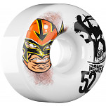 BONES WHEELS SPF Lucha Libre 52mm 4pk