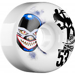 BONES WHEELS SPF Lucha Libre 53mm 4pk