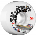 BONES WHEELS DTF Sweeper 58mm (4 pack)