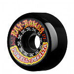 Powell-Peralta Rat Bones II 60mm PF - Black (4 pack)