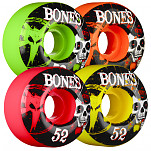 BONES WHEELS STF 52mm Party Pack - Assorted Colors
