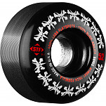 BONES WHEELS STF Rat Pack 52mm - Black (4 pack)