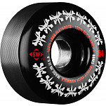 BONES WHEELS STF Rat Pack 54mm - Black (4 pack)