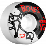BONES WHEELS STF Thin BONES 53mm (4 pack)