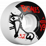 BONES WHEELS STF Slim BONES 52mm (4 pack)