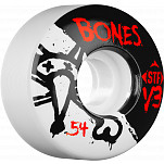 BONES WHEELS STF Slim BONES 54mm (4 pack)