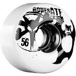 BONES WHEELS ATF Da Bear 56mm White 4pk