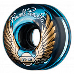 Powell-Peralta AT-80 56mm 80a - Clear Blue (4 pack)