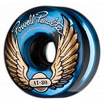 Powell-Peralta AT-80 65mm 80a - Clear Blue (4 pack)