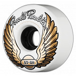 Powell-Peralta AT-80 65mm 80a - White (4 pack)