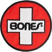 "Bones bearings Swiss Circle 3"" Patch Single"