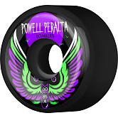 Powell Peralta Bomber 3 Skateboard Wheels Black 60mm 85a 4pk