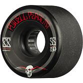Powell Peralta G-Slides Skateboard Wheels 56mm 85A 4pk Black