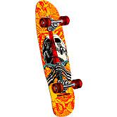 Powell Peralta Mini Skull and Sword Complete Skateboard - 8 x 30