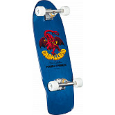 Bones Brigade® Caballero Dragon Blue Complete Skateboard - 10 x 29.75