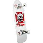 Bones Brigade Tony Hawk Series 1 Skateboard Complete White - 10 x 30.05