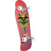 Bones Brigade Tony Hawk Series 8 Skateboard Complete Pink- 10.45 X 31.25