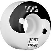 BONES WHEELS STF Pro Reyes Ying Yang Skateboard Wheels V4 Wide 52mm 4pk