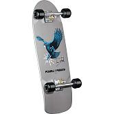 Bones Brigade® Tony Hawk Silver Hawk Complete Skateboard - 9.56 x 29.63
