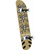 Powell Peralta Vato Rats Gold Birch Complete Skateboard - 8 x 31.45