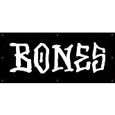 BONES WHEELS BW Banner