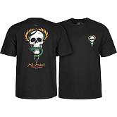 Powell Peralta Mike McGill Skull & Snake T-shirt - Black