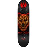 Powell Peralta Pro Scott Decenzo Bear 2 Flight® Skateboard Deck - Shape 248 - 8.25 x 31.95