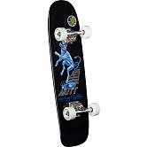 Bones Brigade® Black Mullen Complete Skateboard - 7.4 x 27.625
