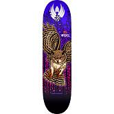 Powell Peralta Pro Ben Hatchell Owl Flight® Skateboard Deck - Shape 249 - 8.5 x 32.08