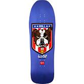 Powell Peralta Frankie Hill Bulldog Skateboard Deck - Blem - 10 x 31.5