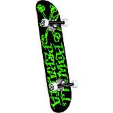 Powell Peralta Vato Rats Leaves Black Birch Complete Skateboard - 7.5 x 28.65