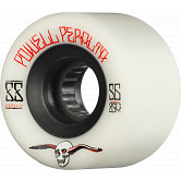 Powell Peralta G-Slides Skateboard Wheels 56mm 85a 4pk White