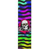 Powell Peralta Grip Tape Sheet 9 x 33 Ripper Tie-dye (White)