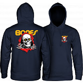 Powell Peralta Ripper Hooded Sweatshirt Navy