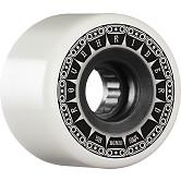 BONES WHEELS ATF Rough Rider Tank Skateboard Wheels 59mm 80a 4pk White