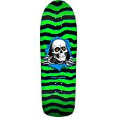 Powell Peralta Ripper Blem Skateboard Deck Green/Black - 10 x 31.75