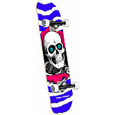 Powell Peralta Ripper One Off Purple Birch Complete Skateboard - 7.75 x 31.08