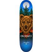 Powell Peralta Pro Scott Decenzo Bear Skateboard Deck - Shape 249 - 8.5 x 32.08