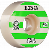 BONES WHEELS STF Skateboard Wheels Patterns 53 V4 Wide 99A 4pk