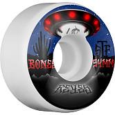 BONES STF Pro Reyes Abducted 54x34 V4 Skateboard Wheel 83B 4pk