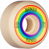 BONES WHEELS PRO STF Skateboard Wheels Reyes Portal 54mm V6 Wide-Cut 99a 4pk
