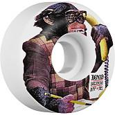 BONES WHEELS STF Pro Decenzo Monkey Skateboard Wheels V2 Locks 52mm 4pk