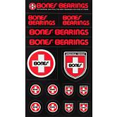 Bones Bearings Swiss Multi Sticker Single