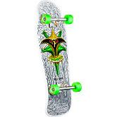 Bones Brigade Hawk Series 10 Skateboard Complete White 10.45 x 31.25