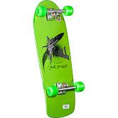 Bones Brigade® Mike McGill Green Jet Fighter Complete Skateboard - 10.28 x 30.25