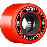 BONES WHEELS ATF Rough Rider Skateboard Wheels Runners 59mm 80a 4pk Red