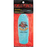Powell Peralta Cab Dragon Air Freshener Blue - Vanilla Scent