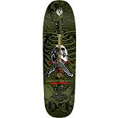 Powell Peralta Skull and Sword Flight® Skateboard Deck 2 - 9.265 x 32