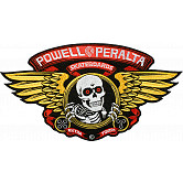 """Powell Peralta Winged Ripper Patch 12"""" Single"""