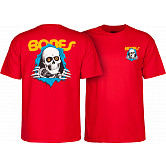 Powell Peralta Ripper YOUTH T-shirt - Red
